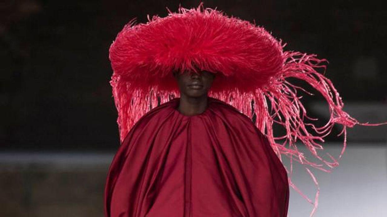 Velencében bemutatták a Valentino legújabb haute couture-kollekcióját
