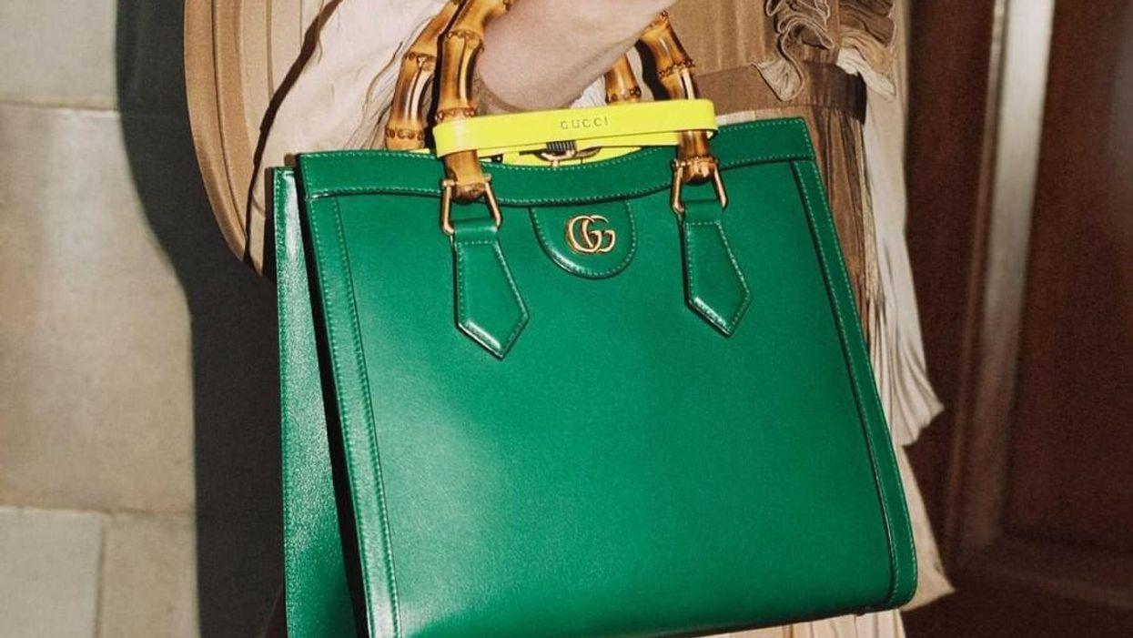 A Gucci újra piacra dobta Diána hercegné kedvenc táskáját