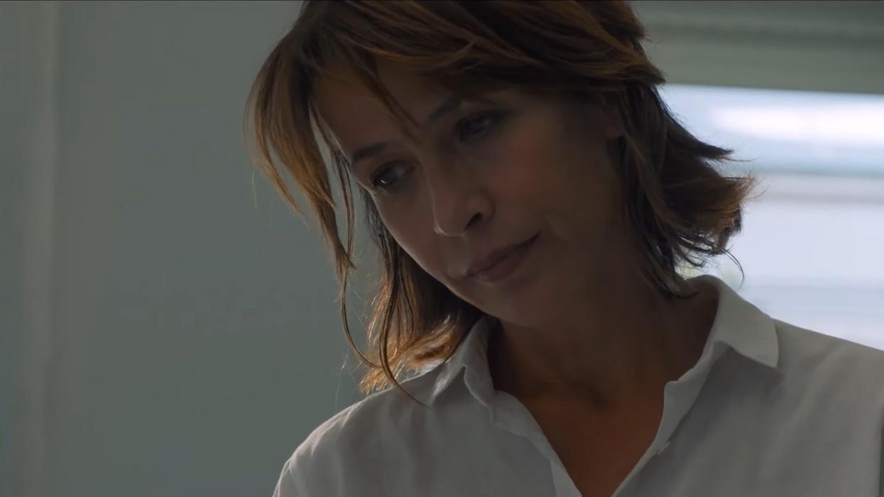 Sophie Marceau a Minden rendben ment című filmben