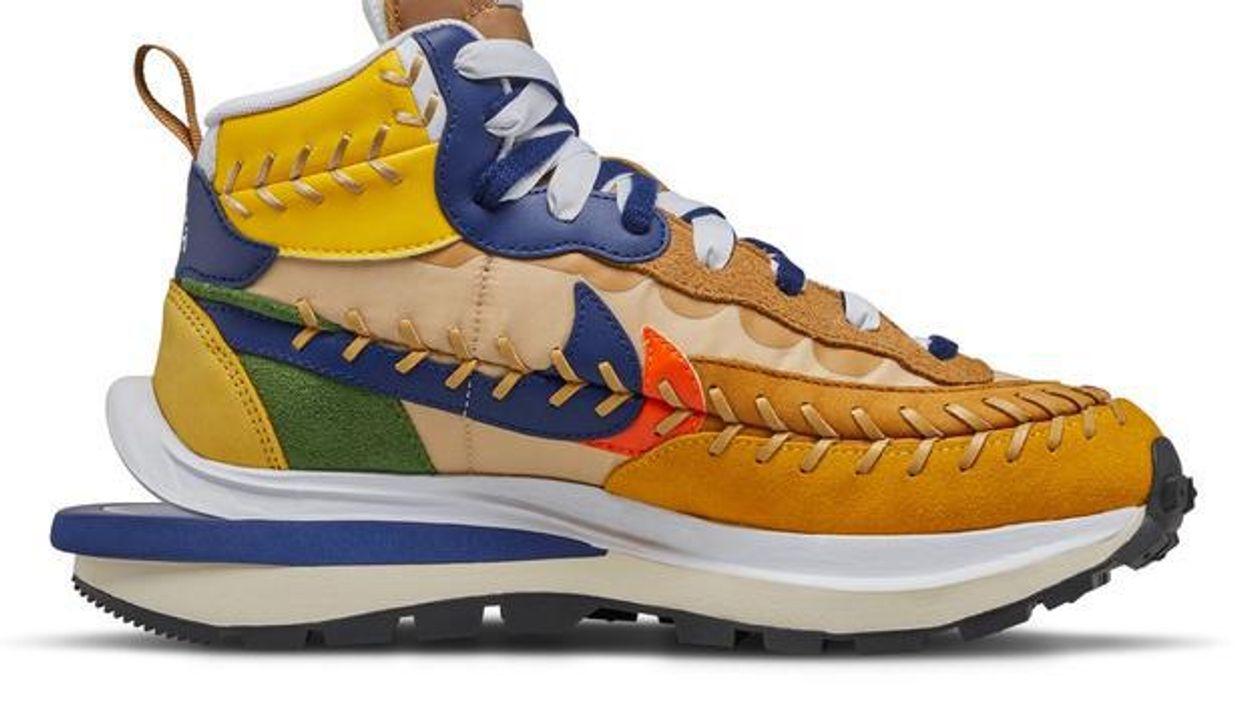 Közösen tervezett cipőt dobott a piacra Jean Paul Gaultier és a Nike