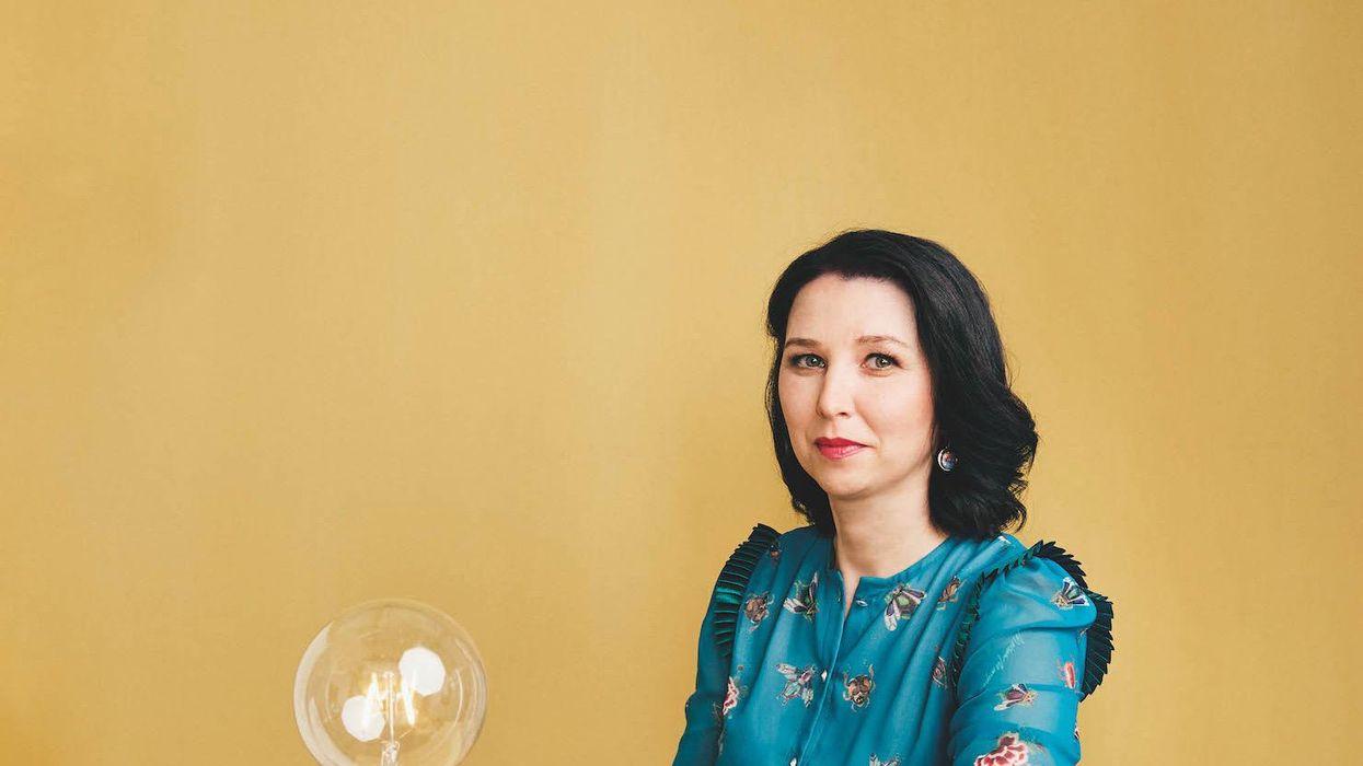 Díjnyertes tudós a lányok oktatásáért – dr. Balázsi Katalin