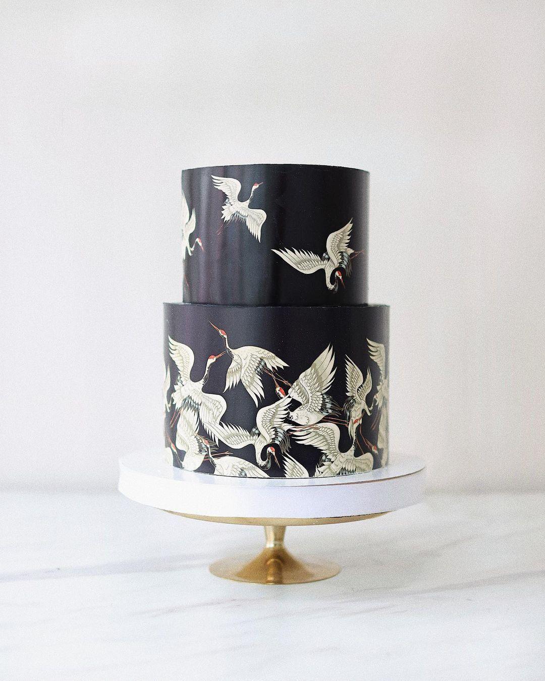 A Pauline Cake nevű orosz cukrászda egyik tortakülönlegessége