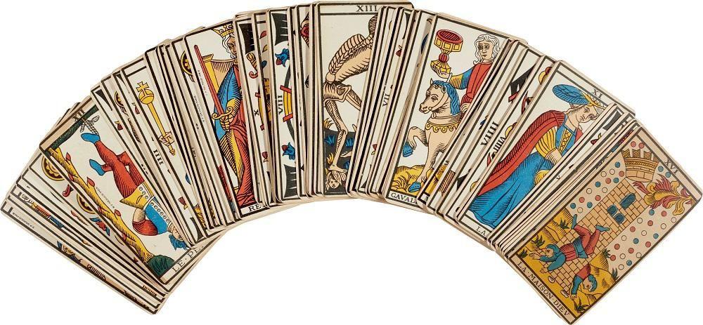 207 ezer dollárért (63 millió forint) kelt el Sylvia Plath Tarot-kártyacsomagja a Sotheby's 2021. júliusi árverésén