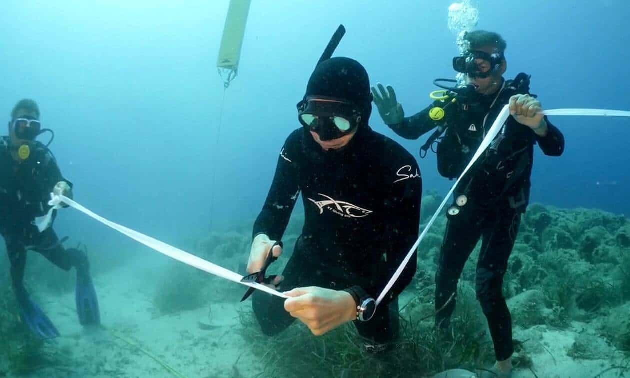 Felavatják Görörgország első víz alatti múzeumát, egy ősi hajótörés helyszínén, Peristera, az Alonissos-sziget közelében.