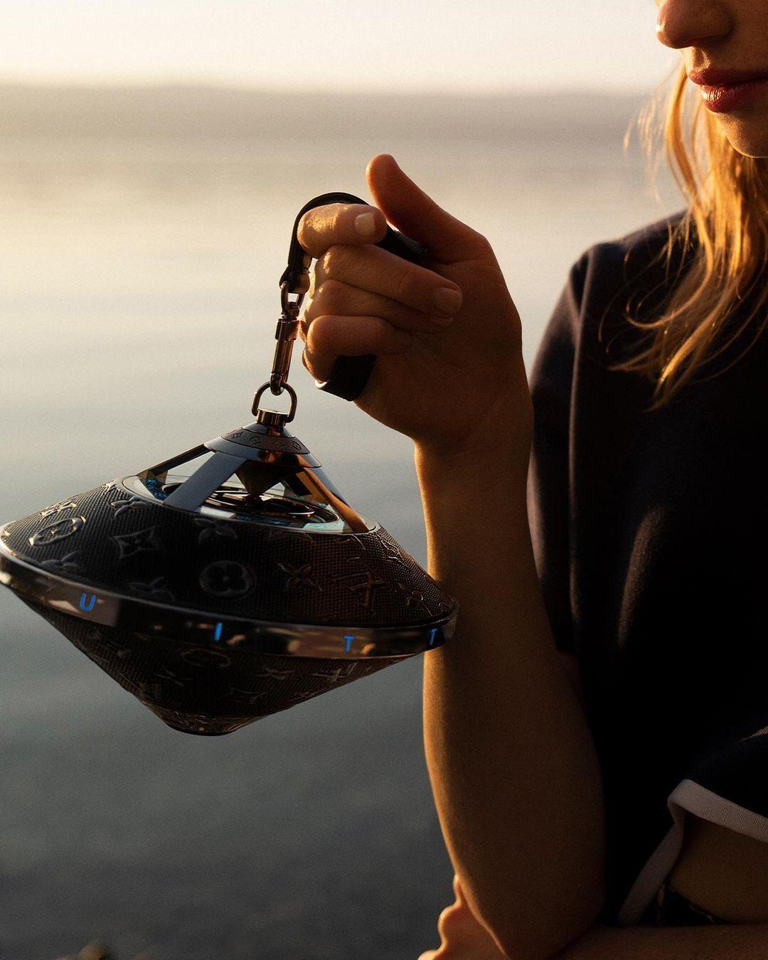 A Louis Vuitton szerelmeseinek találták ki ezt a hangszórót