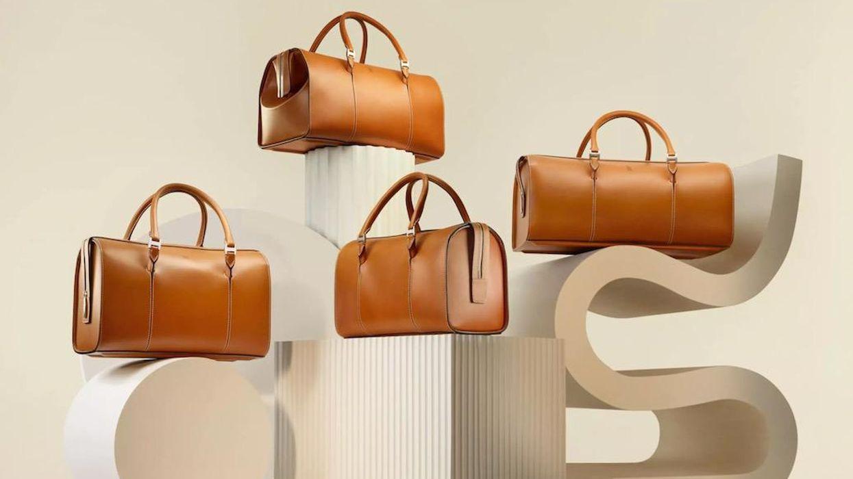 Időtlen luxust árasztanak ezek a Rolls-Royce táskák