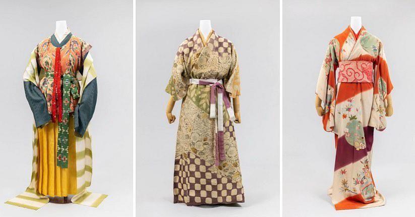 A tokiói székhelyű Bunka Gakuen Jelmezmúzeum új kiállítása a női kimonók 1500 éves történetét mutatja be