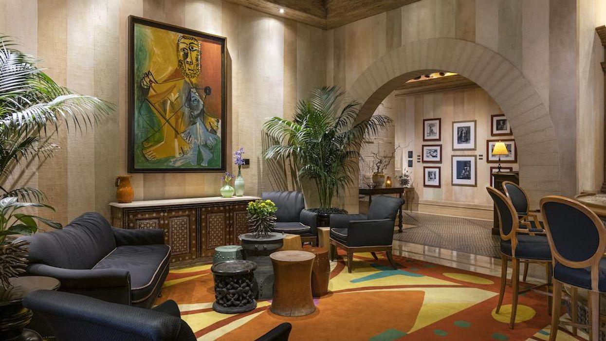 Óriási Picasso-aukciót rendeznek Las Vegasban a Bellaggióban