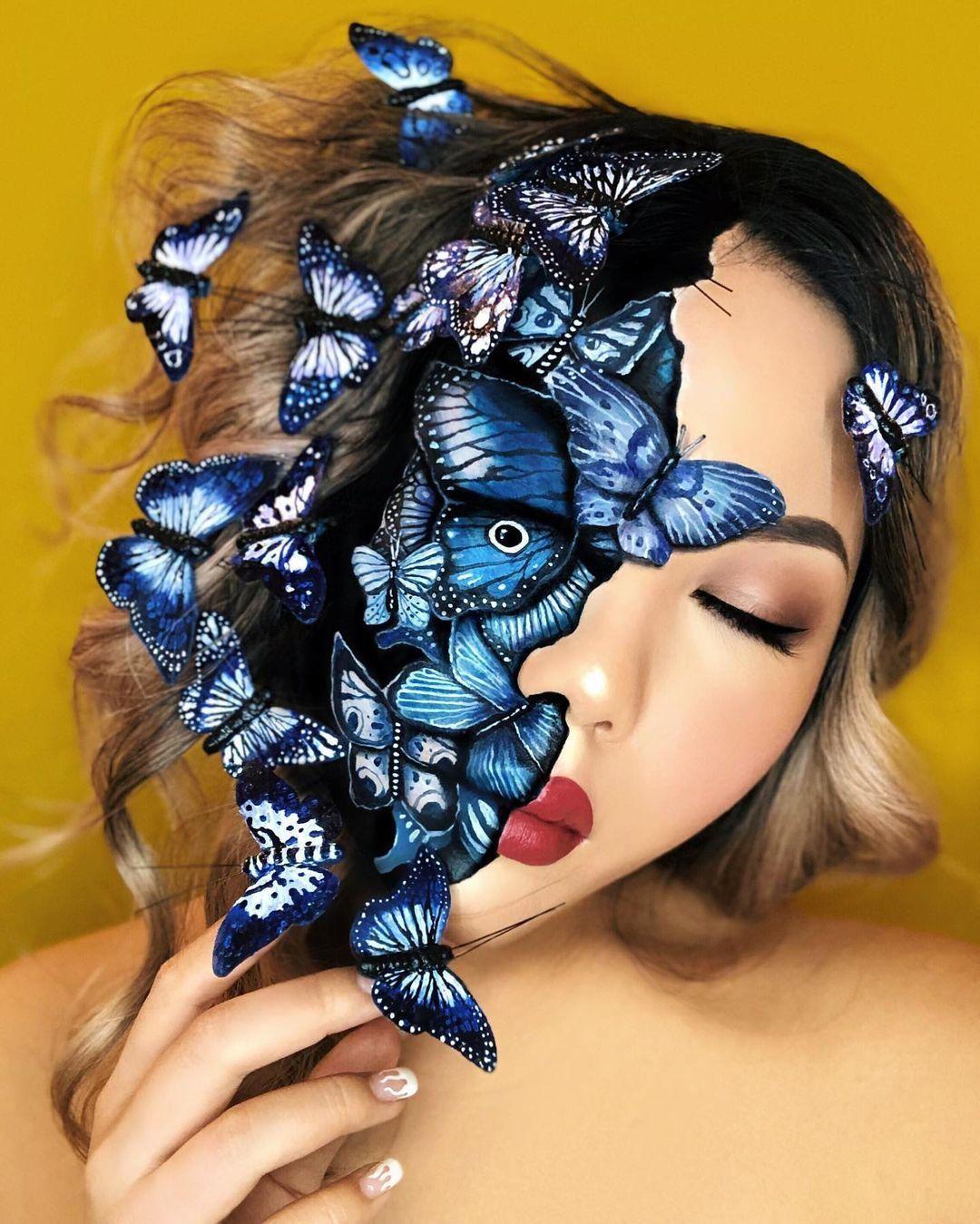 Mimi Choi vancouveri makeup artist elképesztő alkotásai már a TikTokot is meghódították