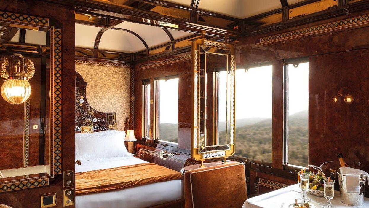 Aludj, mint a királynők és bulizz, mint Gatsby az Orient Expressen!