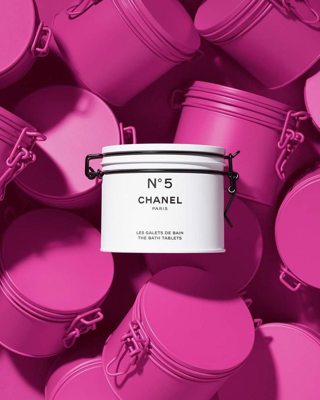 A Chanel új, limitált kiadású testápolási termékcsaládjának egyik darabja