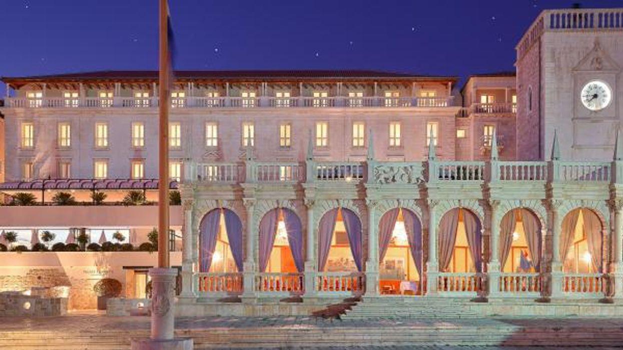 palace elisabeth hvar heritage hotel
