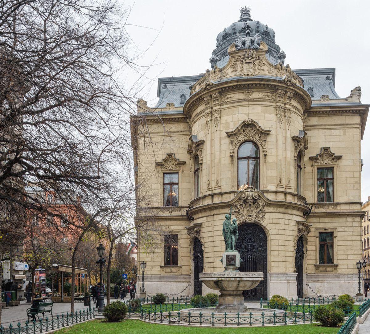 A Fővárosi Szabó Ervin Könyvtár