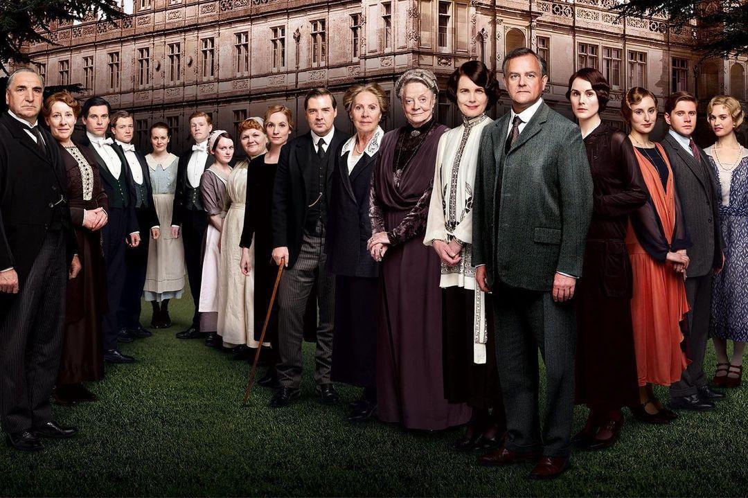 A Downton Abbey.sorozat alapján készült film szereplőgárdája