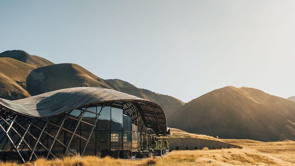 Olvadjunk be a természetbe ezen a különleges új-zélandi szálláson – GALÉRIA