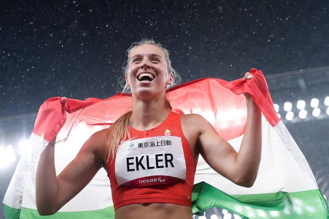 Ekler Luca a 2021-es tokiói paralimpián