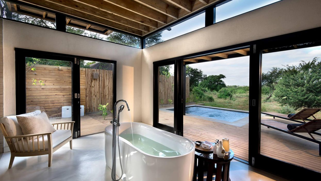 river lodge africa