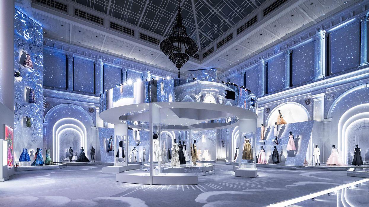 Dior-kiállítás nyílt a Brooklyn Museumban