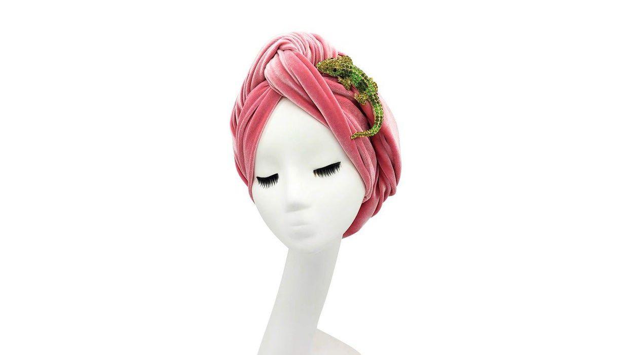 julia clancey snappy turban
