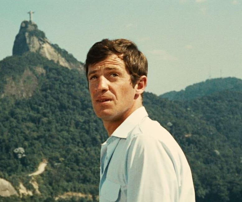 Jean-Paul Belmondo a Riói kaland című filmben