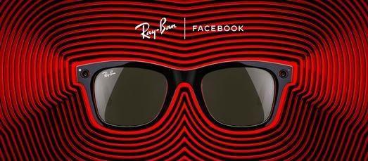 A Facebook és a Ray Ban közös okos napszemüvege