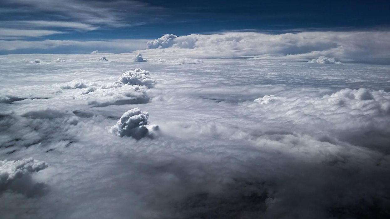 Különös felhőket figyeltek meg csillagászok egy távoli exobolygón