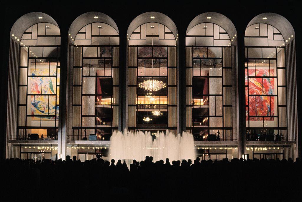 A New York-i Metropolitan Opera