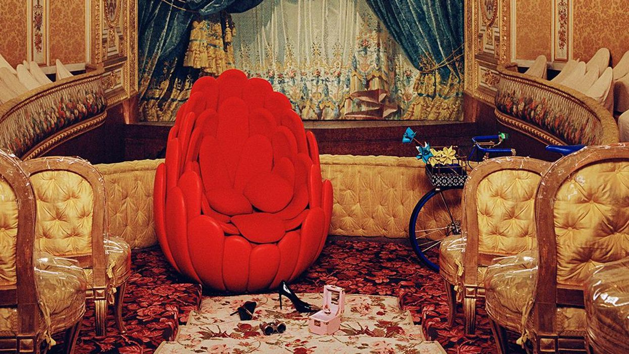 Lenyűgöző lett a Louis Vuitton új otthoni kollekciója