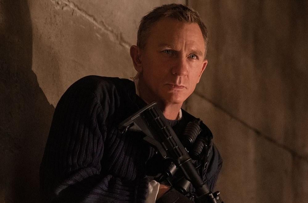 Daniel Craig a Nincs idő meghalci című James Bond-filmben