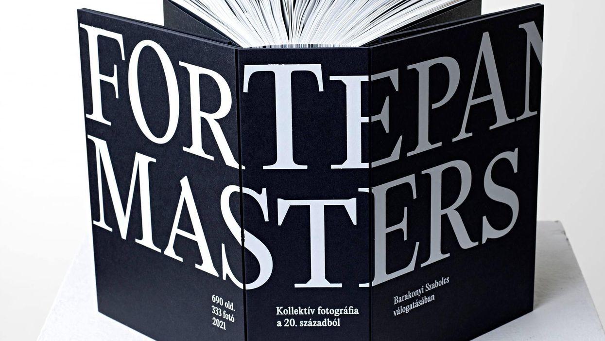 fortepan masters konyv