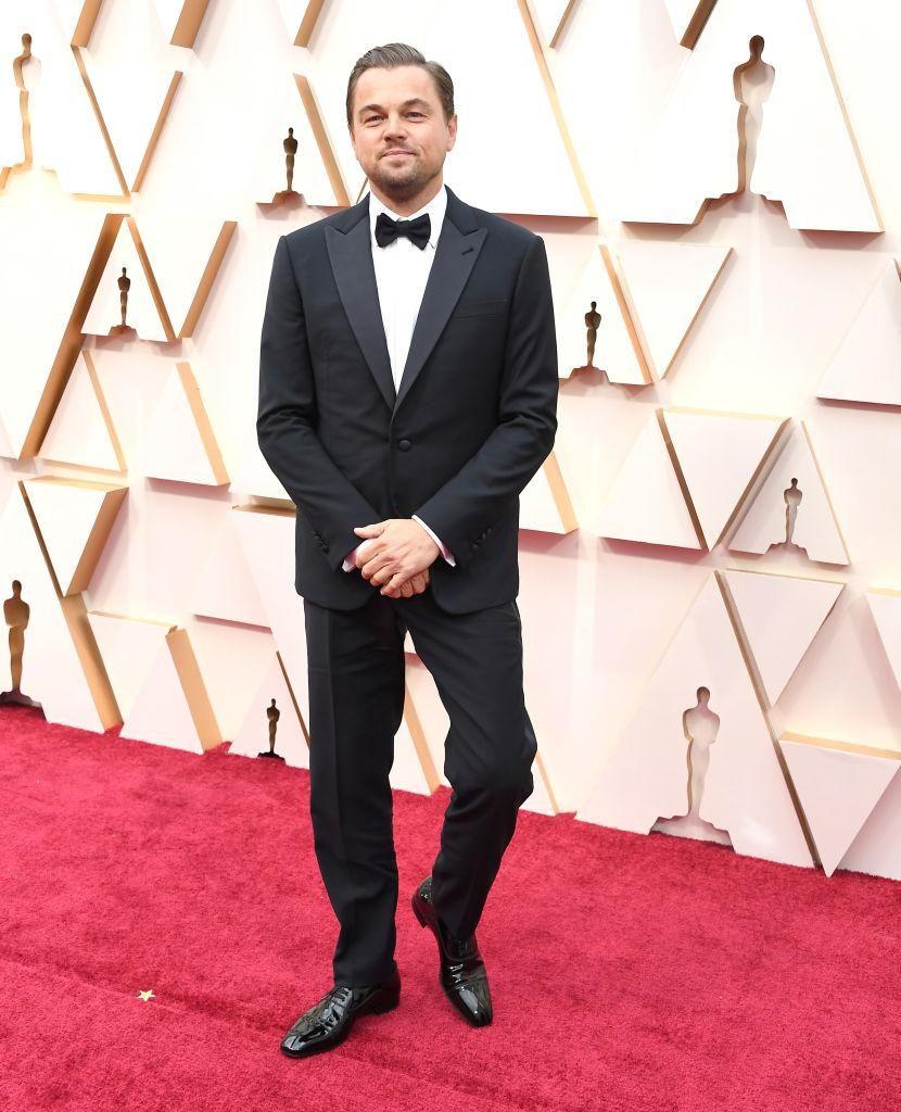 Leonardo DiCaprio a 92. Oscar-díjátadón 2020. február 9-én