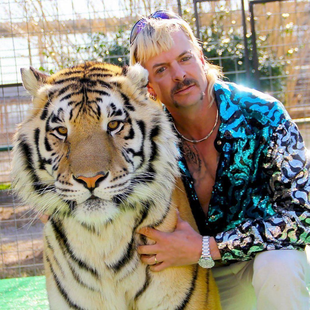 Joe Exotic a Tiger King című netflixes sorozatban