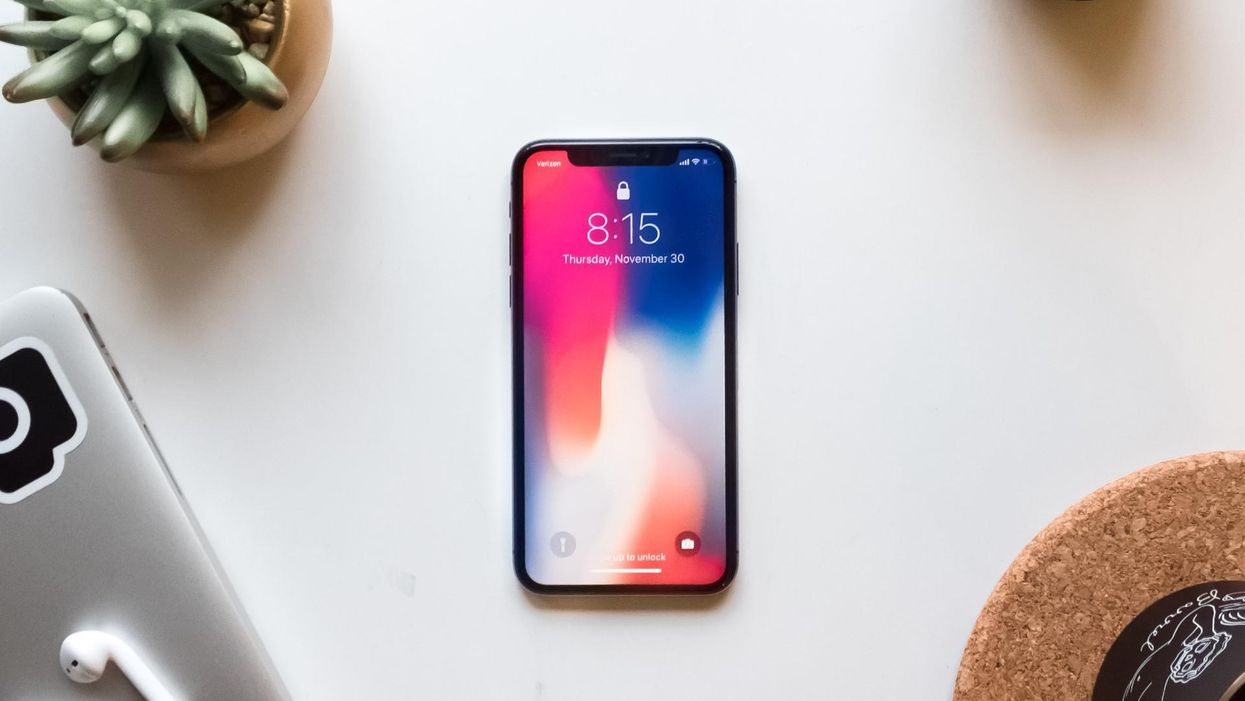 Egy iPhone XR